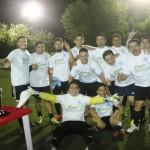 ENTREPIRSE FC CAMPEON DE LA COPA  AT&T DE FUTBOL 7