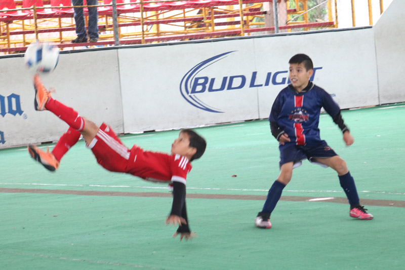 Resumen del Campeonato Nacional de Futbol Rápido Infantil y Juvenil Nuevo León 2016