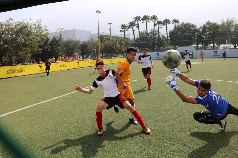 Tigrillas, Tigres y Santos imponen jerarquía en el Nacional de Futbol Rápido
