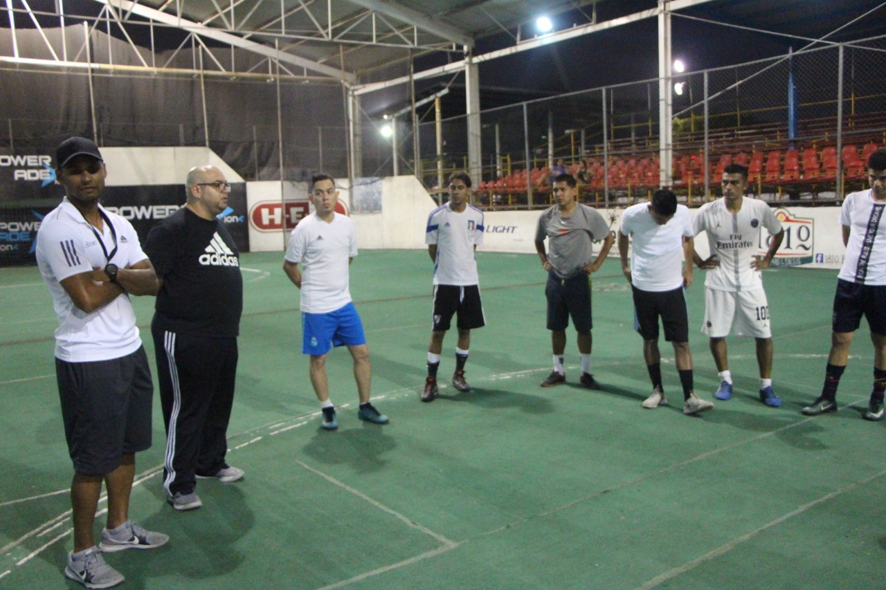 Inicia la era «Gokay» en el Futbol Rápido Profesional