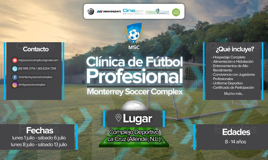 Clínica de Futbol Profesional MSC