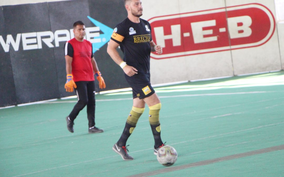 «Bambi» Hernández, la despedida de un grande del Futbol Rápido