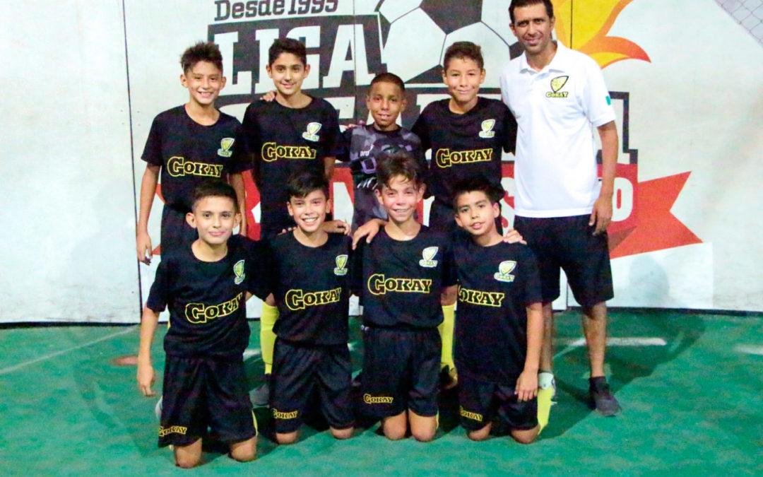 Llega al Futbol Rápido la nueva generación de Gokay