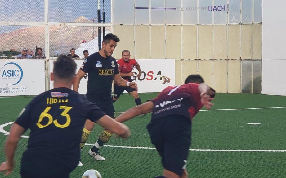 Gokay está en la Final de la Liga Mexicana de Futbol Rápido Profesional