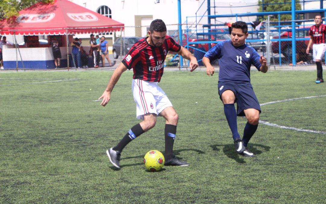 Tiene Casa Bella 5 nuevos monarcas en Futbol 7