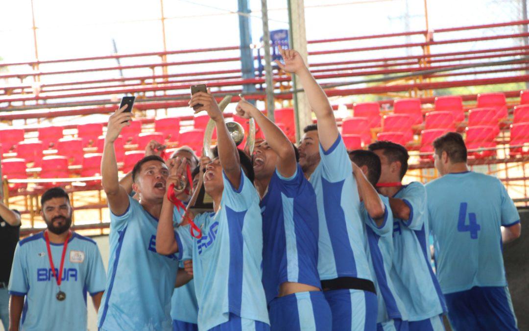 Surgen 5 Campeones Nacionales en Futbol Rápido