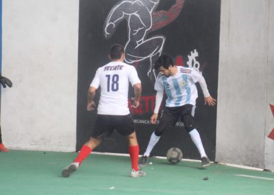 ACCIONES ARGENTINA(rayas celestes) vs BREMER