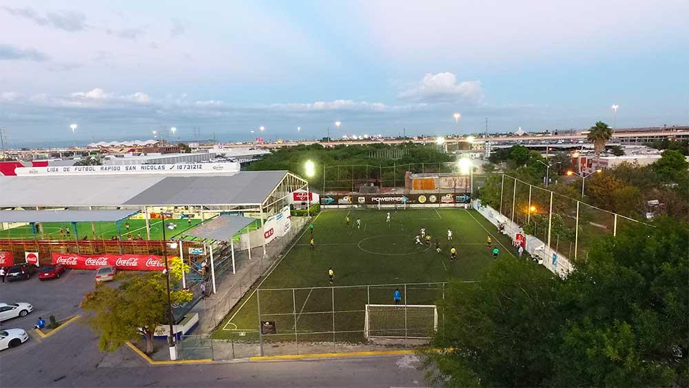 Construye Liga Casa Bella 25 años de tradición en Futbol Rápido