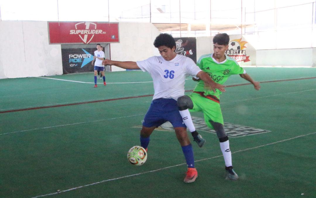 Rankean a Nuevo León como 3er. Lugar en Futbol Rápido y Futbol 7 nacional