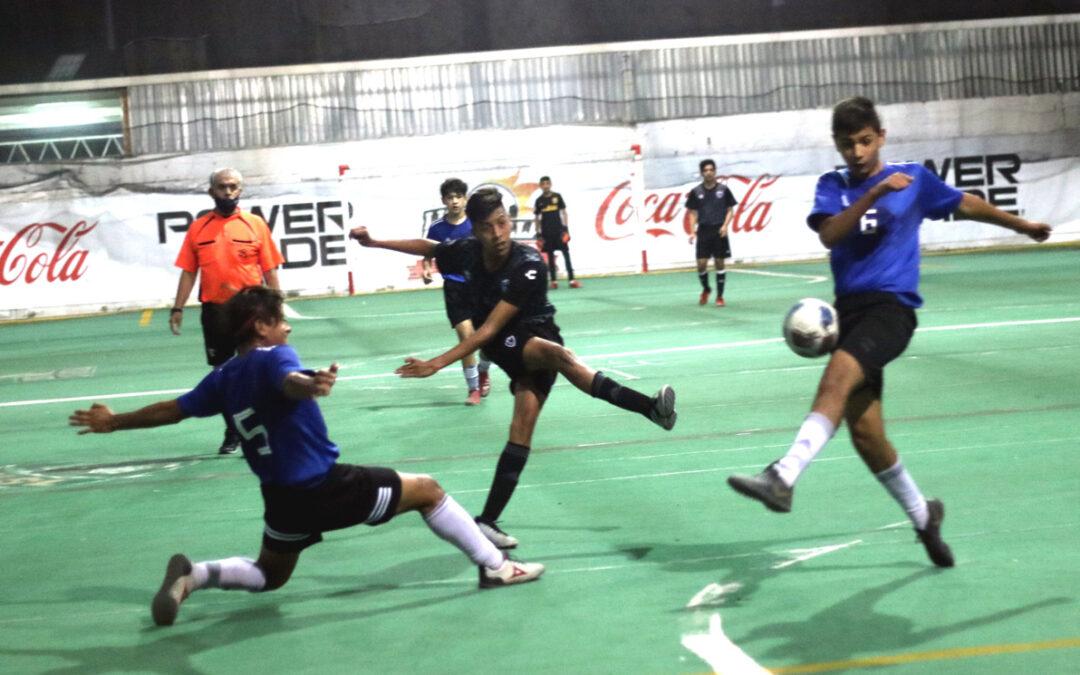 Vuelan Cuervos con el campeonato juvenil de Minifutbol