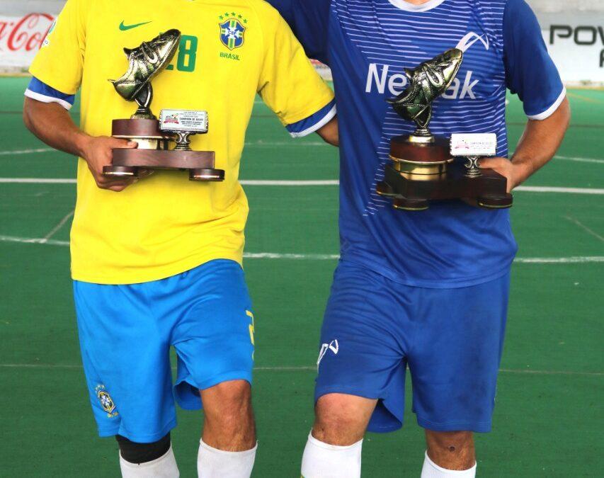 """Ángel y Daniel Chávez, """"The Brothers del gol"""" del minifútbol y fútbol 7"""