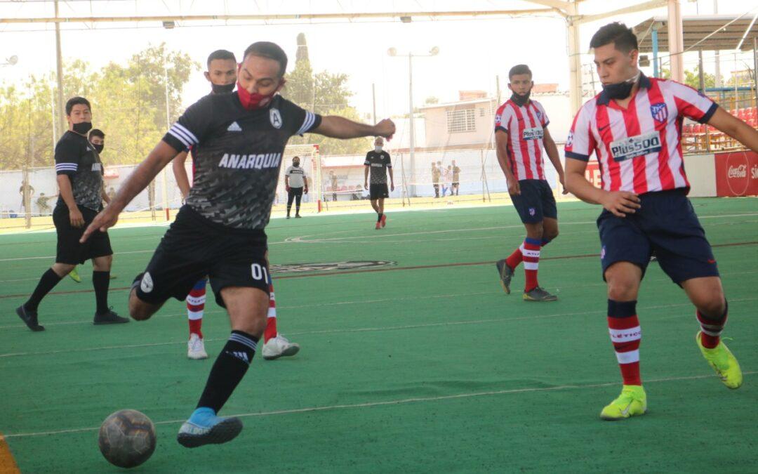 Se levanta la Anarquía y conquista el campeonato de mini fútbol en CasaBella