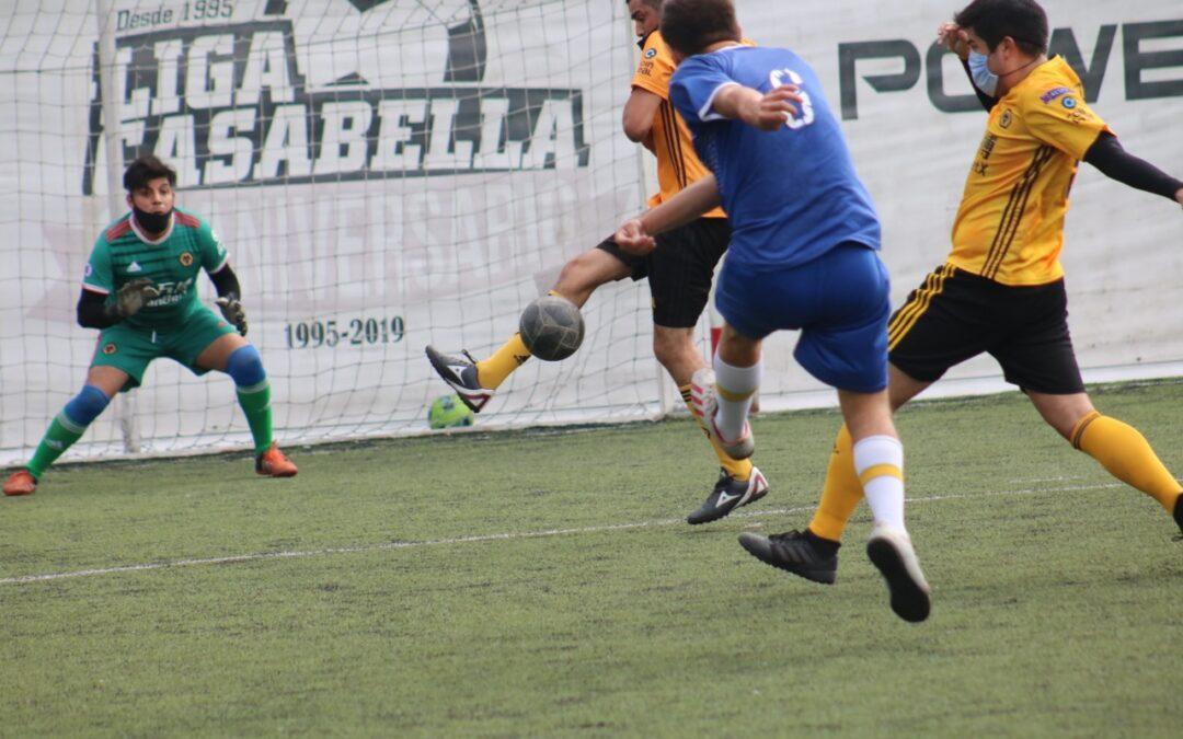 Conquistan The Chávez el campeonato de Copa del fútbol 7