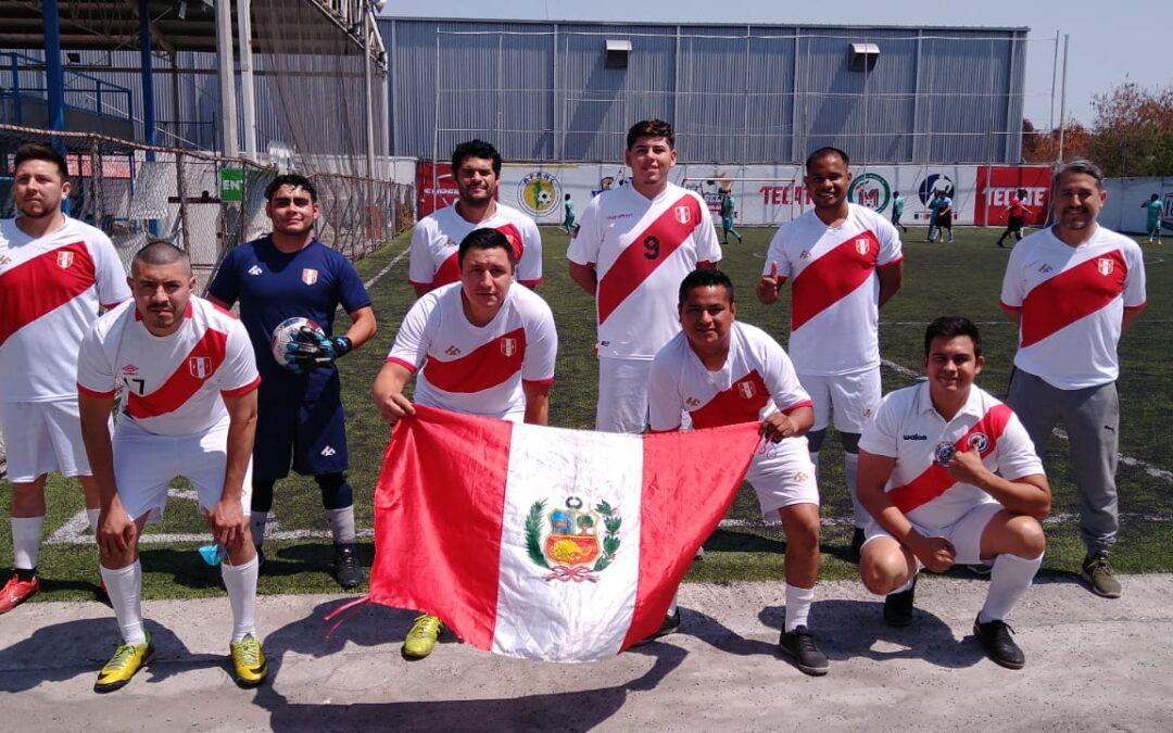Del Machu Picchu al fútbol 7 de la Liga CasaBella